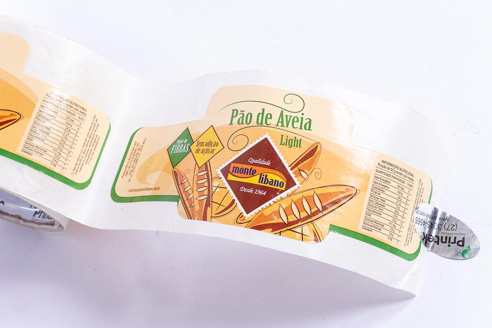MONTE LIBANO | Pão de Aveia